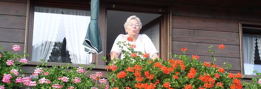 Gast im Gästehaus Hibler in Bad Kohlgrub